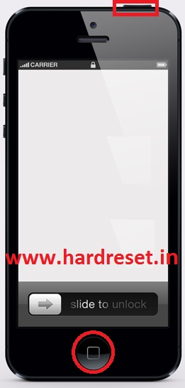master reset iphone 5 apple iphone 5 reset apple 8979