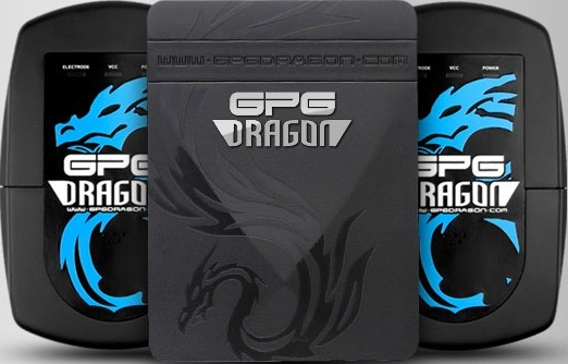 gpg dragon box software